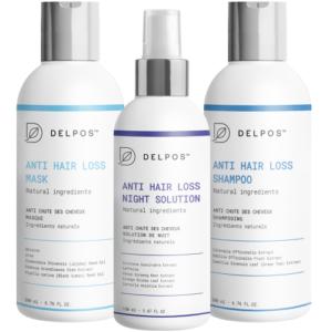 DELPOS - dermokosmetyki wzmacniające przeciw wypadaniu włosów