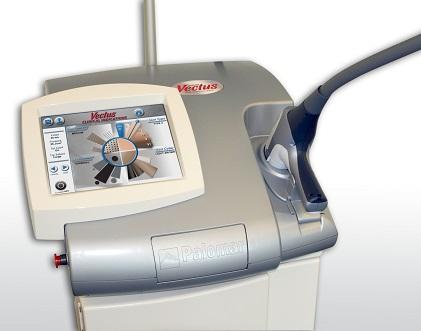 Vectus - depilacja laserowa