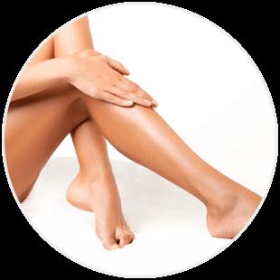 Golenie nóg - depilacja
