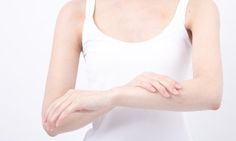 Golenie rąk