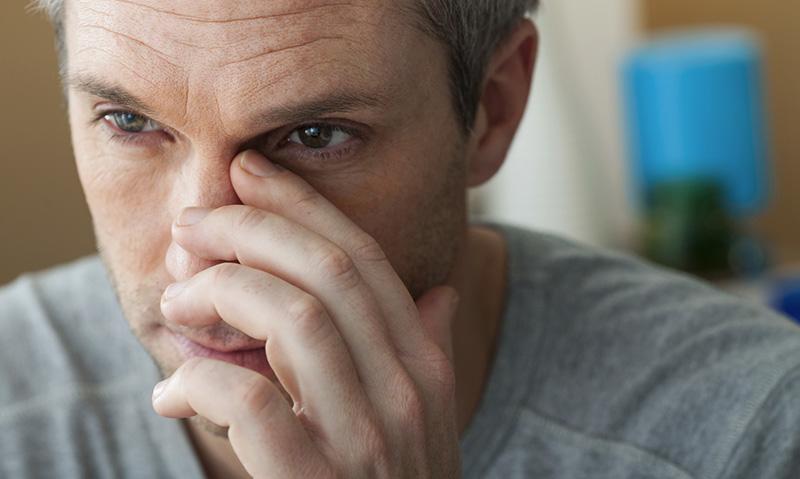 Popękane naczynka na nosie