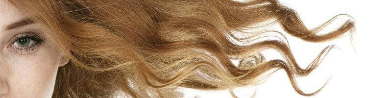 Tłuste włosy